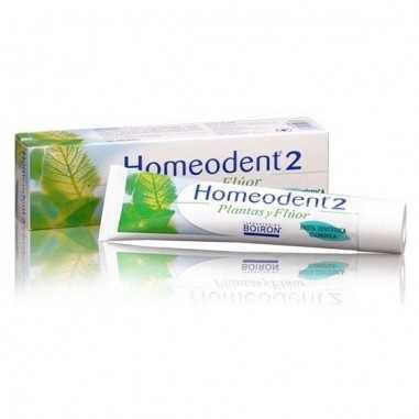 HOMEODENT 2 BI-FLUORADO CLOROFILA 75 ML