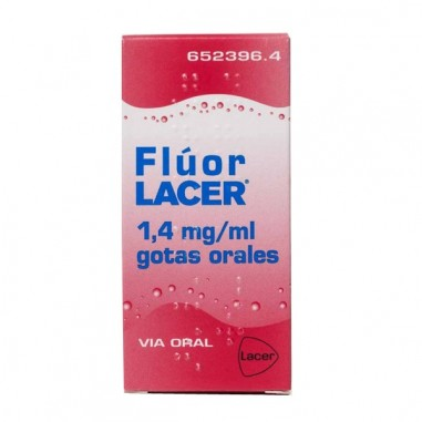 FLUOR LACER 3,25 mg (1,4 mg F)/ml...