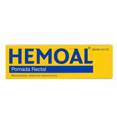 HEMOAL POMADA RECTAL 1 TUBO 30 g