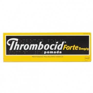THROMBOCID FORTE 5 MG/G POMADA 1 TUBO...