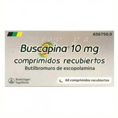 BUSCAPINA 10 MG 60 COMPRIMIDOS...