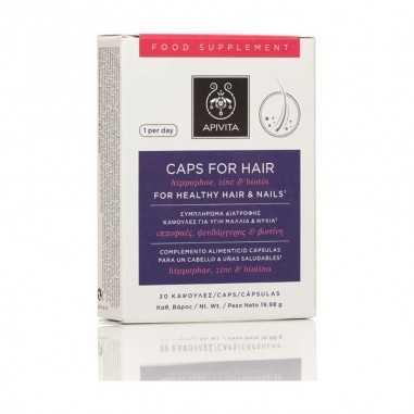 APIVITA CAPS FOR HAIR HAIRLOSS 30CAPS