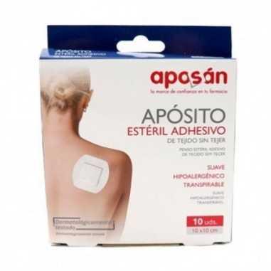 APOSAN APOSITO ADHESIVO ESTERIL TNT...