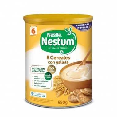 Nestle Nestum 8 Cereales galleta...