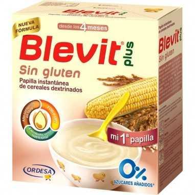Blevit Plus Bibe Cereales Sin Gluten