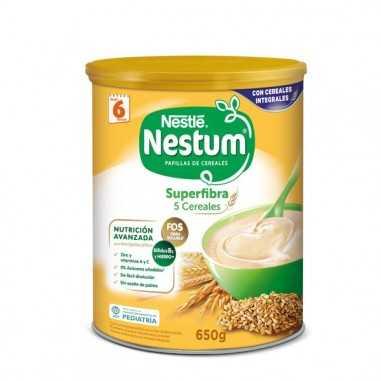 Nestle Nestum Papilla 5 Cereales 650 g
