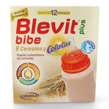 Blevit 8 Cereales Bibe Cola Cao