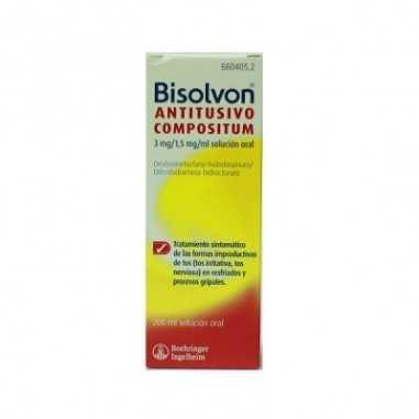 BISOLVON ANTITUSIVO COMPOSITUM 3...