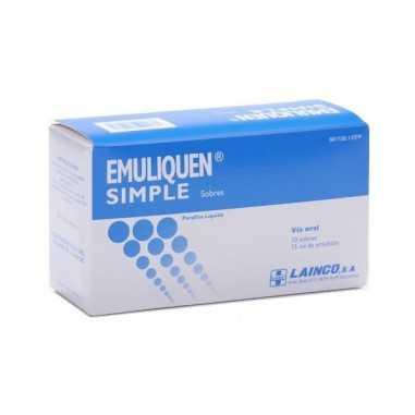 EMULIQUEN SIMPLE 7173,9 mg EMULSION...