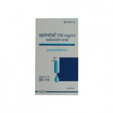 APIRETAL 100 mg/ml SOLUCION ORAL 1...