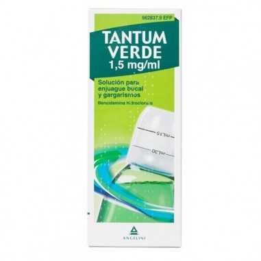 TANTUM VERDE 1,5 mg/ml SOLUCION PARA...