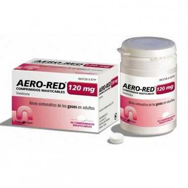 AERO RED 120 MG 40 COMPRIMIDOS...