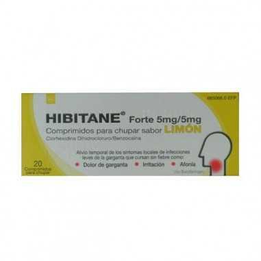 HIBITANE 5 mg/5 mg 20 COMPRIMIDOS...