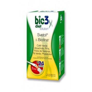 Bie3 Diet Solution 4 g 24 Sticks...