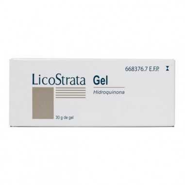 LICOSTRATA 20 mg/g GEL CUTANEO 1 TUBO...