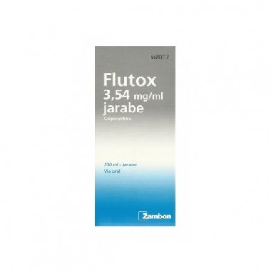 FLUTOX 3,54 mg/ml JARABE 1 FRASCO 200 ml