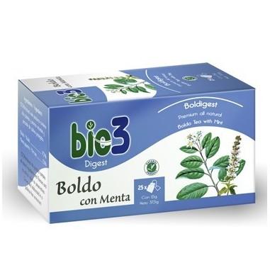 Bie3 Boldo 25 Bolsas Filtro