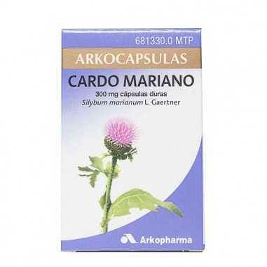 CARDO MARIANO ARKOPHARMA 300 MG 100...