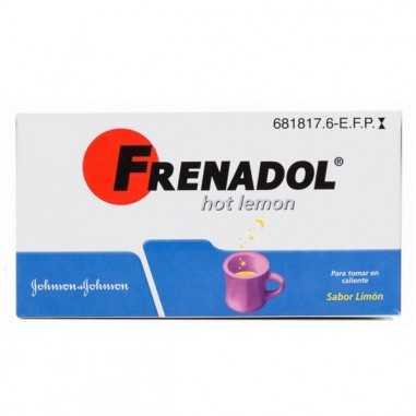 FRENADOL FORTE 10 SOBRES GRANULADO...