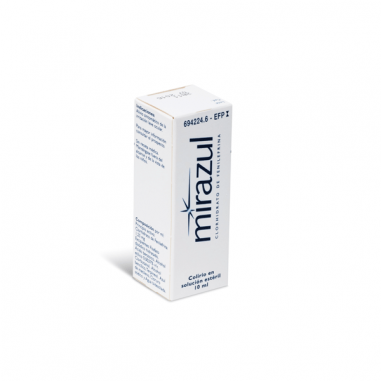 Mirazul 1,25 mg/ml Colirio en...