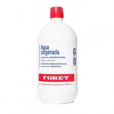 AGUA OXIGENADA FORET 30 mg/ml...