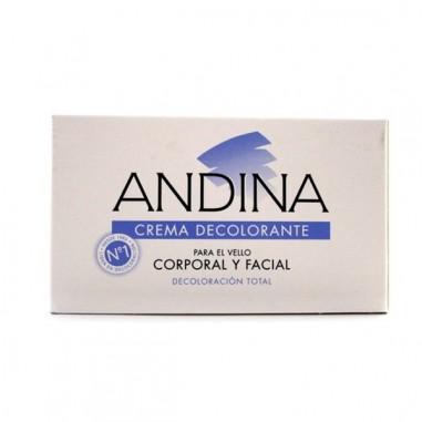 Andina Crema Decolorante Pequeña  30 ml