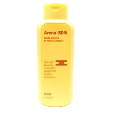 Avena Isdin Corporal 500 ml Omega 6
