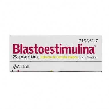 BLASTOESTIMULINA 20 mg/g POLVO...