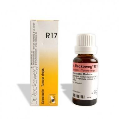 DR RECKEWEG R 17 GOTAS 50 ML