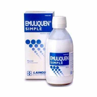 EMULIQUEN SIMPLE 478,26 mg/ml...