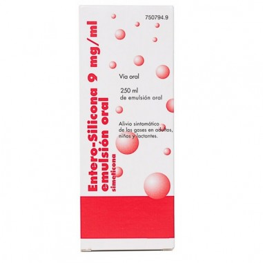 ENTERO SILICONA 9 mg/ml EMULSION ORAL...
