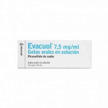 EVACUOL 7,5 mg/ml GOTAS ORALES EN...