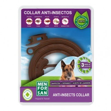 MENFORSAN COLLAR ANTI-INSECTOS PARA...