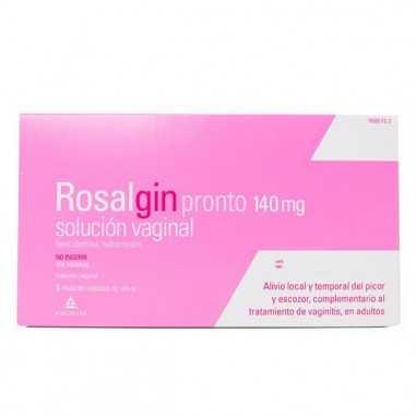 ROSALGIN PRONTO 140 mg SOLUCION...