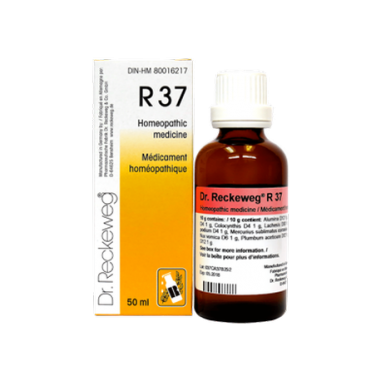 Dr Reckeweg R37 gotas 50ml