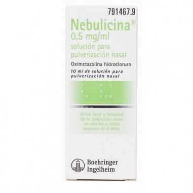 NEBULICINA 0.5 MG/ML NEBULIZADOR...