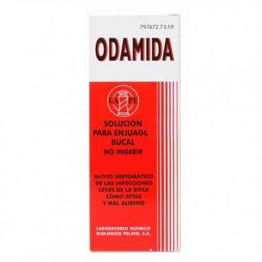 ODAMIDA 1 mg/ml + 2,5 mg/ml SOLUCION...