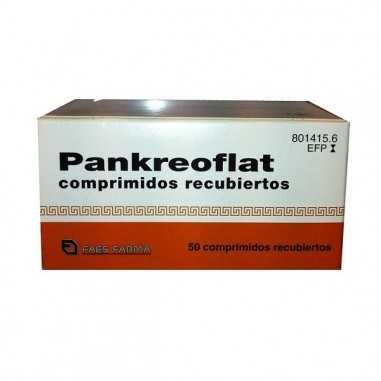 PANKREOFLAT 172 mg/80 mg 50...