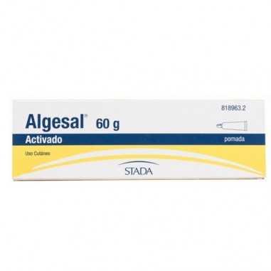 ALGESAL ACTIVADO POMADA 1 TUBO 60 g