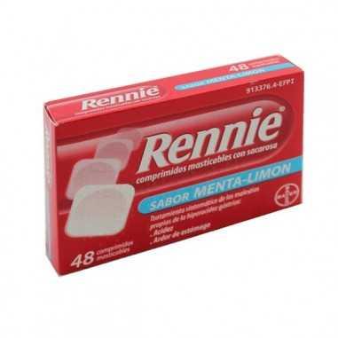 RENNIE 680 mg/80 mg 48 COMPRIMIDOS...