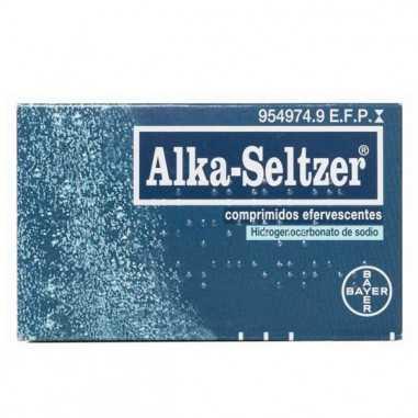 ALKA-SELTZER 2,1 g 20 COMPRIMIDOS...