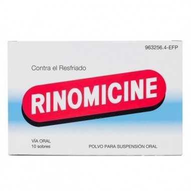 RINOMICINE 10 SOBRES POLVO PARA...