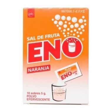 SAL DE FRUTA ENO 5 g 10 SOBRES POLVO...