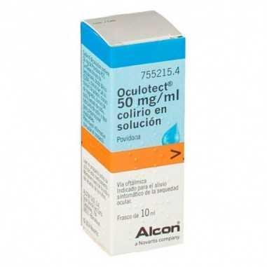 OCULOTECT 50 mg/ml COLIRIO EN...