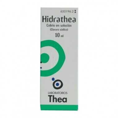 HIDRATHEA 9 mg/ml COLIRIO EN SOLUCION...