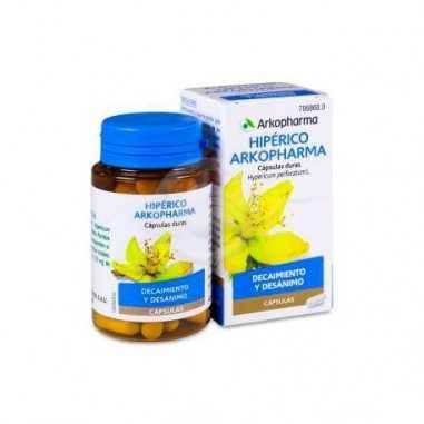 Hiperico Arkopharma 185 mg 42 Cápsulas