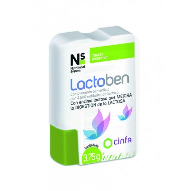 NS LACTOBEN COMP 50 COMP - NUTIRA
